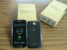 NEW Samsung Galaxy S4  SGH-i337  16GB  black  at&t unlocked special price