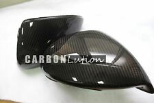 Carbon fiber sport UPPER mirror housing for Porsche 991 Turbo Carrera GT4