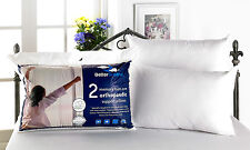 Memory Foam Core Pillows Choose From 2,4,6 or 8 Better Dreams Pillow Packs