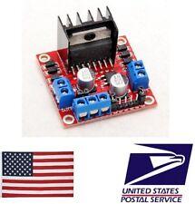US L298N Dual H Bridge Stepper Motor Driver Controller Board Module Raspberry Pi