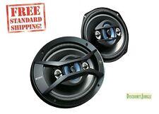 "2x Sony XS-R6945 4-Way 6"" x 9"" Car Audio Stereo Speakers 400 watts PAIR"