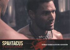Spartacus Vengeance Episode Synopsis Base Card E7