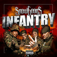 Snowgoons - Infantry (CD - 2019 - EU - Original)