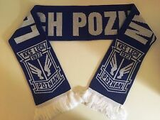 LECH POZNAN Football Scarves New from Soft Luxury Acrylic Yarns