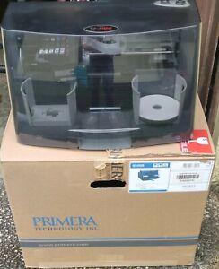 Primera Disc Publisher DP 4102 CD DVD Kopierer Roboter Drucker Duplizierer Disk
