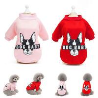 Pet Coat Dog Jacket Winter Clothes Puppy Cat Sweater Coat Clothing Apparel New