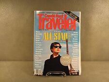 Conde Nast Traveler Magazine September 1999 Issue