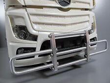 New Aluminum Alloy Bumper Guard Tamiya RC 1/14 Mercedes Benz Actros Semi Tractor