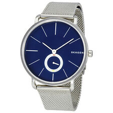 Skagen Hagen Blue Dial Mens Watch SKW6230
