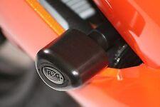 R&G RACING Aero Crash Protectors, Kawasaki ZX6 R 2007-2010 *BLACK*