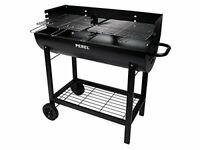 Perel BB100110 Barbecue, noir