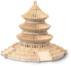 Temple of Heaven   QUAY Woodcraft Construction Kit FSC