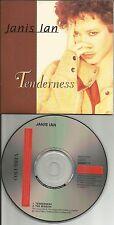 JANIS IAN Tenderness Limited Edition 2TRX CARD SLEEVE Europe CD single USA Seler