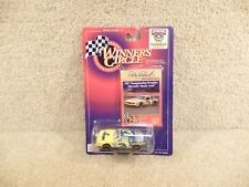 New 1998 Winners Circle 1:64 NASCAR Dale Earnhardt Sr Wrangler 1987 Aerocoupe