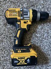 DEWALT 20V MAX XR DCD996 Brushless Hammer Drill (reconditioned) + 4.0ah Battery