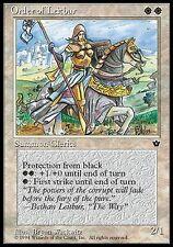 4x Order of Leitbur MTG MAGIC FE Fallen Empires Eng Artwork 1