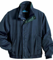 Tri-Mountain Men's Big And Tall Heavyweight Water Resistant Jacket. 6800-Tall