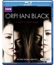 Orphan Black (Blu-ray, 2014, 3-Disc Set)Excellent Condition