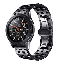 Samsung Galaxy Watch 46mm Band Bands Luxury Bracelet Stainless Steel Gear S3
