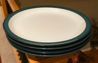 "Denby GREENWICH 10 3/8"" Dinner Plates Set of 4"