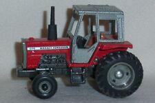 1/64 Massey Ferguson 699 with Wfe Farm Toy Tractor Diecast