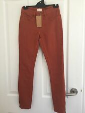 BNWT Gorman Mid Rise Coloured Jeans Size 6
