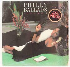 Philly Ballads Volume 1  Various Vinyl Record