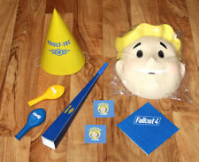 Fallout 76 4 Fan Pack Collectibles Collection Gamescom PS4 Xbox One Rare Promo .