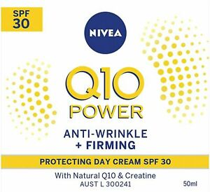 NIVEA Q10 Power Anti-Wrinkle + Firming Age Spot Day-50ml-Fast Delivery