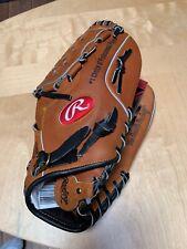 "Rawlings 12"" VBB12  The Vise Baseball Softball Glove Brand New Fits On Left Hand"