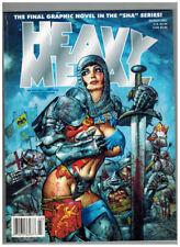 Heavy Metal Magazine March 2001 Simon Bisley