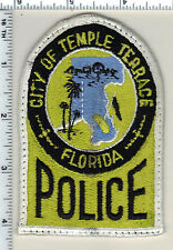 City of Temple Terrace Police (Florida) Uniform TakeOff Shoulder Patch from 1991