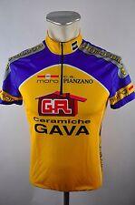 Quasi ITALY Gava CYCLING CYCLING JERSEY MAGLIA MAGLIA TG S n10