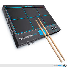 Alesis Sample Pad Pro Percussion Instrument and FREE Drumsticks