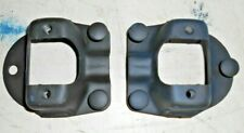 Set 1969 1970 Ford Mustang Mercury Cougar Front Shock Brackets Tops