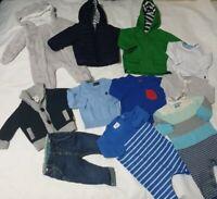 3-6 months boys bundle jasper conran,  Next, GAP, Ted Baker winter (9)