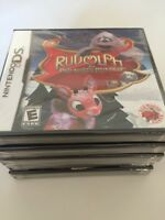 Rudolph the Red-Nosed Reindeer (Nintendo DS, 2010) DS NEW