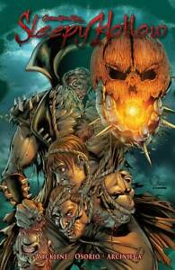 Grimm Fairy Tales Sleepy Hollow TPB Softcover Graphic Novel