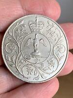 Moneta Medaglia 1977 Regina Elizabeth Elisabetta High Quality Top