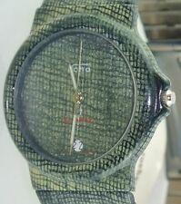 """KOHA Unisex-Armbanduhr / Quarz / Edelstahl - Uhr in """"Schlangenoptik"""""""