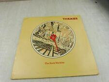 Vinyle 33 tours, Hawkshaw / Parker, The Rock Machine