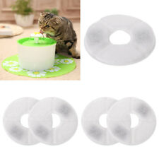 4Pcs/lot Pet Water Fountain Filter Activated Carbon Dog Cat Water Feeder filter