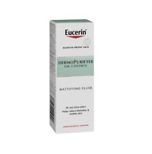 Eucerin DermoPurifyer Oil Control MATTIFYING FLUID 50ml 8h Anti-Shine Effect