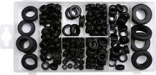 Durchgangstüllen Sortiment 180-tlg Gummi-Tüllen Set Gummitülle Kabeldurchführung
