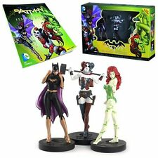 Batman Femmes Fatales (2015) DC Eaglemoss Collection Harley Quinn Poison Ivy
