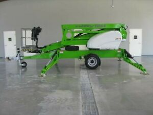 NEW 2021 Niftylift TM64 Towable Boom Lift, Drive & Set, 70' Work Height