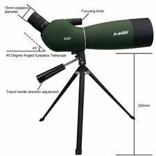 SVBONY SV28 Spektive 25-75x70mm BAK4 Zoom-Teleskop Hochleistungs-HD-Objektiv