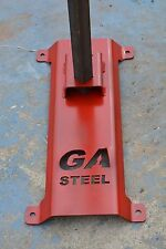 "STEEL TARGET STAND FOR ANGLE 1/4"" X 1 1/2""  BASE-01"