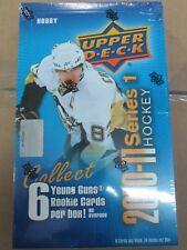2010-11 UPPER DECK SERIES 1 HOCKEY HOBBY SEALED BOX