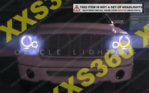 ORACLE Headlight HALO RING KIT for Ford F150 F-150 04-08 WHITE LED Angel Eyes
